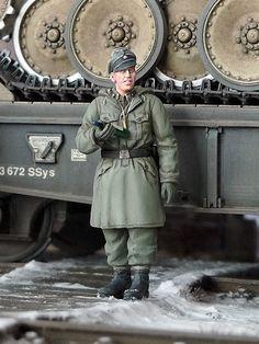 Scale 1:35 // Diorama WWII Era