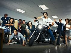 Five Reasons to be excited about NBC's The Night Shift