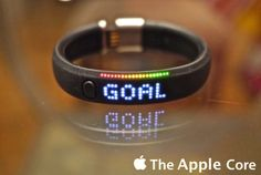 A watch to watch to watch your calorie.....Nike+ FuelBand: Another wearable that Apple should pay attention to - Jason O'Grady