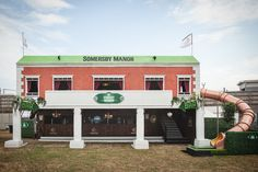 Somersby's Manor - built by The Halo Group #BIGGERexperiential