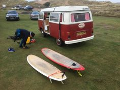 Scarlet loves the @Gower #surf