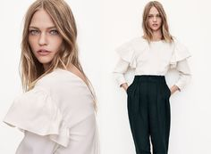 Zara's new Sustainable Collection| Ethical Fashion | Sustainable Fashion