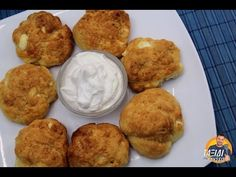 YouTube Greece Food, Greek Recipes, Feta, Muffin, Appetizers, Foods, Traditional, Cooking, Breakfast