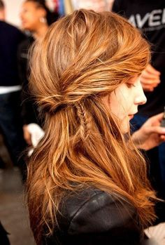 ...always love the color hair