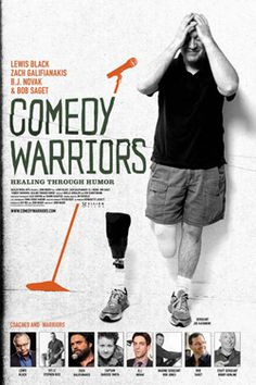Comedy Warriors:  Take five wounded veterans and four top comedians, the result… laughter and the healing power of humor.  http://ykr.be/1gf6wdm8p.  CSR PRODUCTIONS Entertainment Group, Inc.  www.csrentertainment.com.  #film, #documentary, #texas, #csrproductions, #csrentertainment, #comedy, #warriors, @csrproductions1