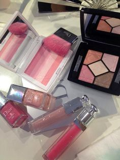 Dior Snow Collection Spring 2014 – First Look