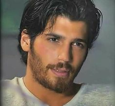 Can Yaman fotka Handsome Bearded Men, Handsome Faces, Turkish Men, Turkish Actors, Beautiful Men Faces, Gorgeous Men, Cinema, Awesome Beards, George Michael