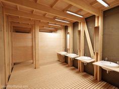 Public Toilet Interior