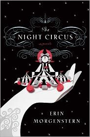The Night Circus by Erin Morgenstern  Consider this more of a recommendation than a review: if you are looking for a book to transport you, charm you, leave you spellbound, look no further. Be warned – this is a story for romantics. Reading it engaged all of my senses – I could smell the popcorn, the smoke, the caramel. I could feel the frosty air of the Ice Garden, and the wispy curls of damp in the Cloud Tent. The protagonists are two magicians locked in a duel to the death, and the romanc...