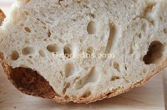 Pan artesano con técnica estirado plegado Bread, Food, Bread Recipes, Artisan, Stretches, Breads, Homemade, Hacks, Brot