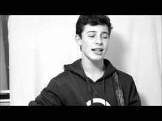 """drop in the ocean"" Ron pope (Shawn Mendes) cover"