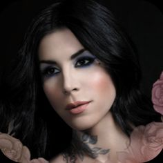 My muse and inspiration: Kat Von D - Pris