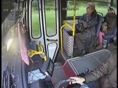 Zincirleme Kazada Otobüste Panik - Antalya Kaza Videoları