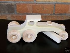 Wooden Creations WC 698 Small roadgrader wooden toy pattern
