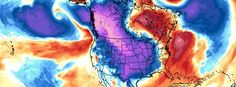 Winter chill to spread into the US over the coming week