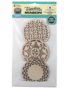 The Transform Mason™ product line is a one-stop shop for accessories and supplies for crafting with mason jars.