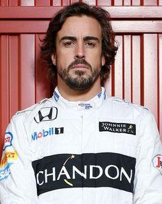 Fernando Alonso 2016