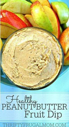 This easy 4 ingredie This easy 4 ingredients peanut butter dip...  This easy 4 ingredie This easy 4 ingredients peanut butter dip will blow you away! Its so creamy and goes perfectly with apples and bananas graham crackers or pretzels for a healthy snack. #SnackandSmile #sponsored Recipe : ift.tt/1hGiZgA And My Pinteresting Life | Recipes, Desserts, DIY, Healthy snacks, Cooking tips, Clean eating, ,home dec  ift.tt/2v8iUYW
