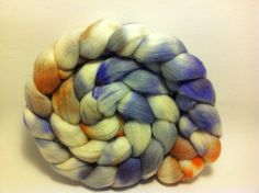 Apparition .1 OoaK  merino/silk fiber for by ShadawynFiberArts, $22.00