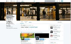 Twitter's New Profiles: Everything You Need to Know - Mashable