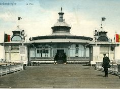 Blankenberge pier celebrates 120th birthday   Flanders Today