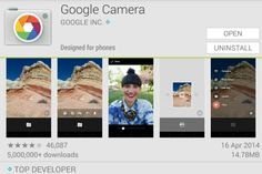 Google's New Android Camera App