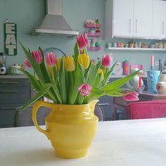Spring in the room #inthekitchen  #myhome