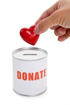 2014 Ultimate Donation List - places to contact for donations
