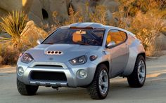 Toyota considering a Nissan Juke competitor? Speculation such that the Toyota RSC from the 2001 Auto Show Circuit is the inspiration.