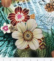 Legacy Studio Fabric-Tigris Master Floral