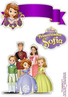 Princes Sofia, Sofia The First Birthday Party, Cute Disney Drawings, Princess Peach, Disney Princess, Christmas Crafts For Kids, How To Make Cake, Cake Toppers, First Birthdays