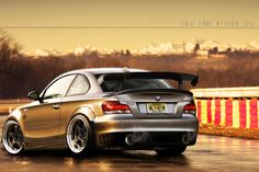 Time Attack BMW 135i by EvolveKonceptz on DeviantArt