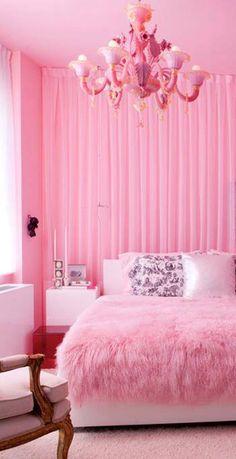 Elegant .furniture. Pink Bedroom ...