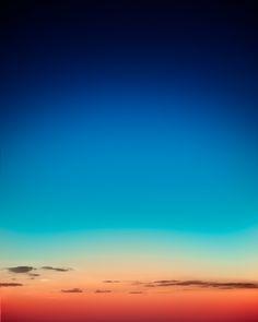 Eric Cahan Sky Series: Manzanillo, Costa Rica - Sunset 5:09pm
