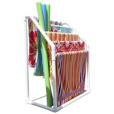TowelMaid Outdoor 5 Bar Freestanding Towel Rack *** Want additional info? Click on the image.