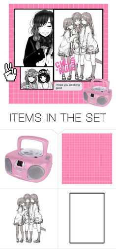 """""""high school memories"""" by galaxybun on Polyvore featuring art"""