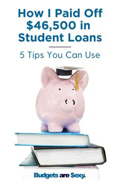 Check out these personal money tips that can help you to quickly pay off debt! You'll be surprised at how simple it can be too! It's time to get your finances in order! Student Loan Payment, Paying Off Student Loans, Student Jobs, Money Saving Tips, Money Tips, Budgeting Finances, Budgeting Tips, Get Out Of Debt, I Pay