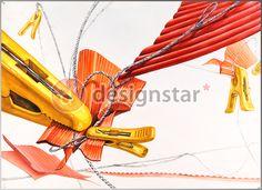 http://blog.naver.com/design-star #디자인스타, #미술학원, #기초디자인, #빨래집게, #골판지, #끈