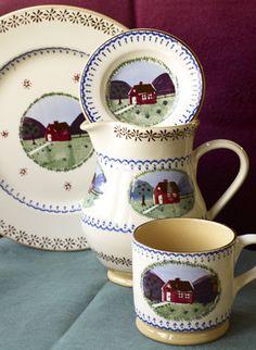 Nicholas Mosse 'Farmhouse' Pottery