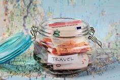 Things To Remember When Budgeting Before Traveling Travel Maps, Us Travel, Travel Style, Joey Potter, Cooking On A Budget, Life Goals, Budget Travel, Piggy Bank, Dream Big