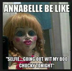 annabelle-meme-chucky - Funny Duck - Funny Duck meme - - annabelle-meme-chucky Funny Duck Funny Duck meme annabelle-meme-chucky The post annabelle-meme-chucky appeared first on Gag Dad. The post annabelle-meme-chucky appeared first on Gag Dad. Scary Funny, Funny Horror, Hilarious, Scary Meme, Creepy Quotes, Funy Quotes, Best Horror Movies, Scary Movies, Horror Films