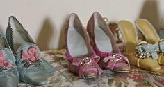 PADDOCK {TheHistorialist}: MANOLO BLAHNIK FOR SOFIA COPPOLA'S MARIE ANTOINETTE | THE CANDY SHOES | 2006 | STARRING MILENA CANONERO | PART ONE |