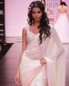 Love this sari and blouse