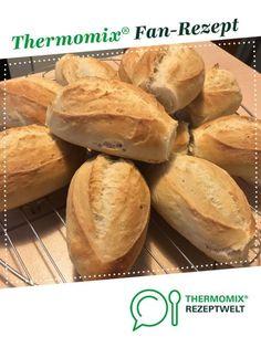 Bürli Brötchen Schweiz von HotTomBBQ. Ein Thermomix ® Rezept aus der Kategorie Brot & Brötchen auf www.rezeptwelt.de, der Thermomix ® Community.