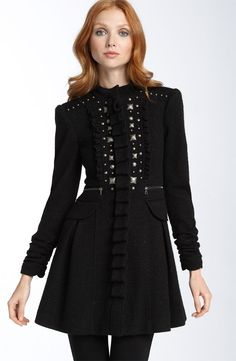 Absolutely Monica: Nanette Lepore - Party Girl Coat