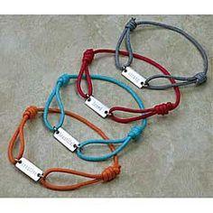 I Am Bracelets Set of 4