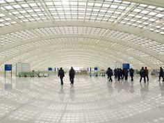 Nouveau terminal aéroport de Pékin - Norman Forster