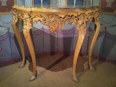 Console De Style Rococo, Antiquités Martin, Proantic