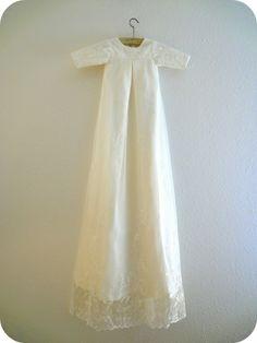 LaRaLiL: En næsten kongelig dåbskjole