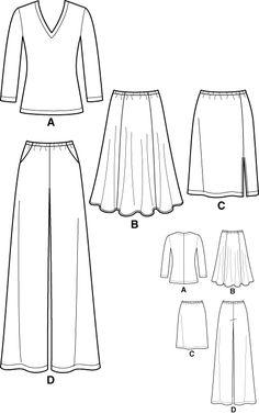 moldes de roupas femininas blusinhas